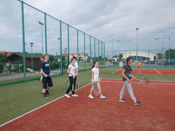 Obozy tenisowe. #sport #relaks #wakacje