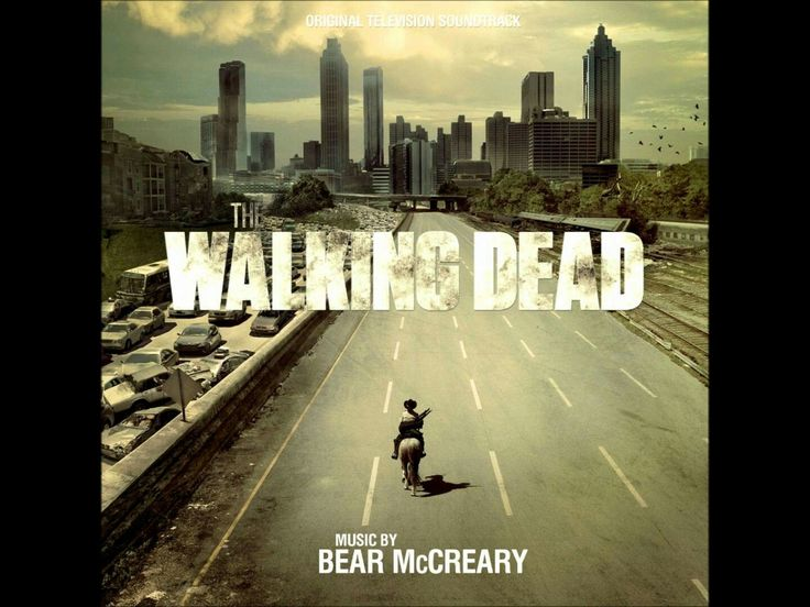 ALL of the Walking Dead soundtracks!
