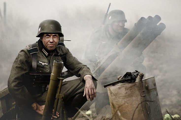 War portrait. by Mo6 on DeviantArt