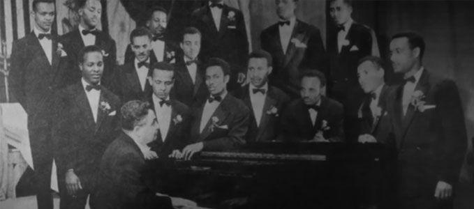 Armenian orphans and Ethiopian music