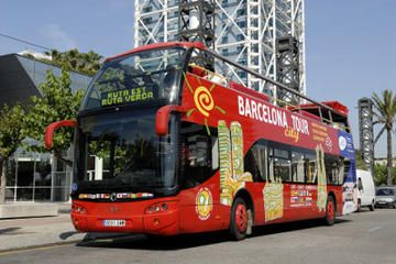 2-day $43 Barcelona City Hop-on Hop-off Tour