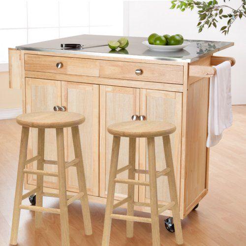 17 Best ideas about Portable Kitchen Island on Pinterest   Kitchen trolley, Portable  island and Mobile kitchen island