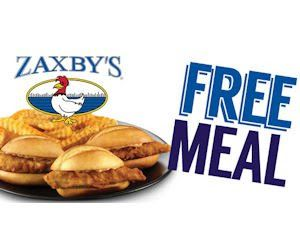 JustAddCoffee- The Homeschool Coupon Mom : Free Zaxby's Meal Deal & Nibbler!