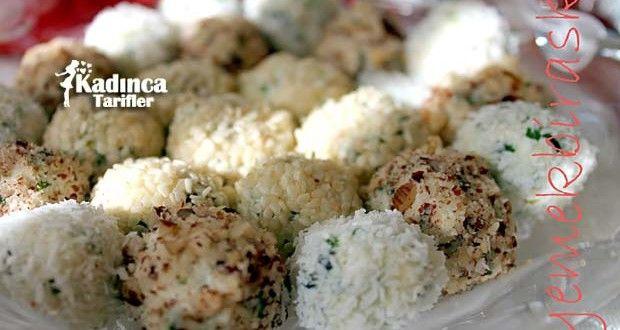 Peynir Topları Tarifi   Kadınca Tarifler - Oktay Usta - Nefis Yemek Tarifleri
