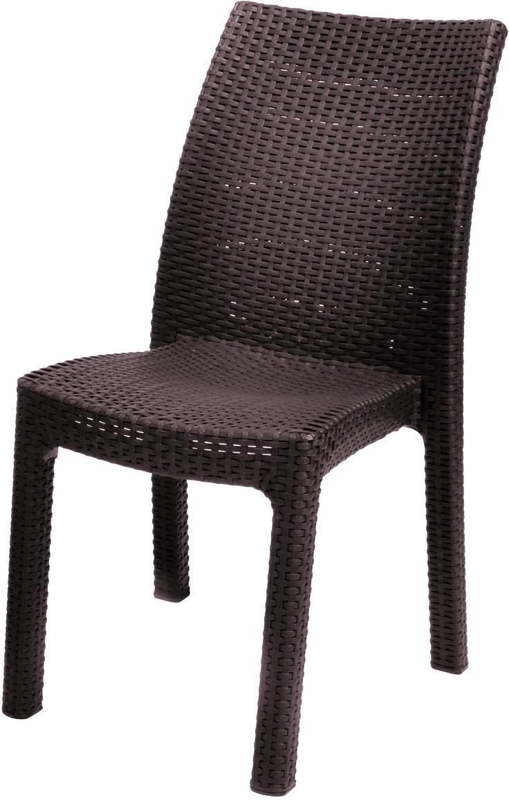 Метки: Пластиковые стулья для дачи.              Материал: Пластик.              Бренд: Keter.              Стили: Классика и неоклассика.              Цвета: Коричневый, Темно-коричневый.