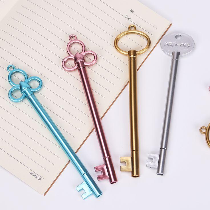 Office & School Supplies Kawaii Cartoon Dinosaur Gel Pen 0.38mm Korean Cute Black Ink Neutral Pens For Kids Girls Gift Writing School Supplies Stationery Elegant And Graceful