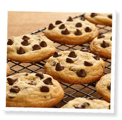 Sweet but Sugarless Chocolate Chip Cookies. Who can resist a chocolate chip cookie? You won't even need to try with this recipe using SugarLeaf™! Click image for the full recipe.
