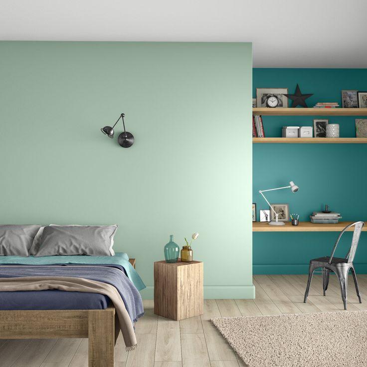 32 best Jungle urbaine images on Pinterest Apartments, Bathroom - Raccord Peinture Mur Plafond