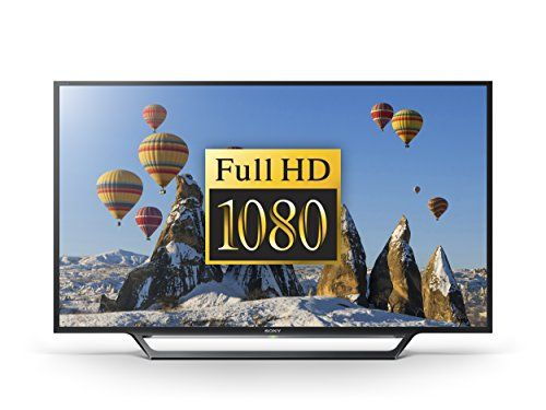 From 302.99:Sony Bravia Kdl40wd653 40 Inch Full Hd Smart Tv With Freeview Hdd Rec And Usb Playback (2016 Model) - Black