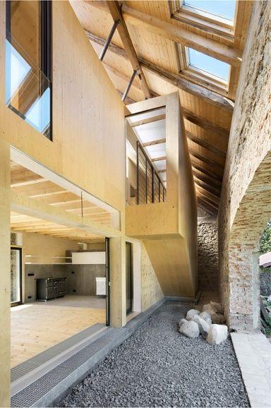 Umbau einer Scheune zum Wohnhaus, Filia Nosek, a2f Architekten