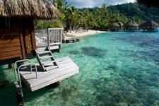 Overwater Bungalow Hotel Maitai Polynesia Bora Bora