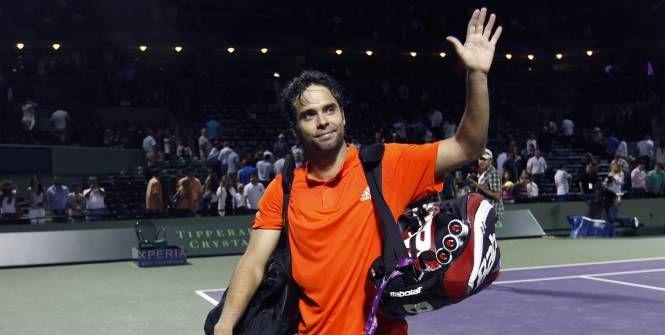Fernando Gonzalez avait annoncé que le tournoi de Miami serait son dernier. Il a donc mis un terme à sa carrière mercredi après sa défaite contre Nicolas Mahut.