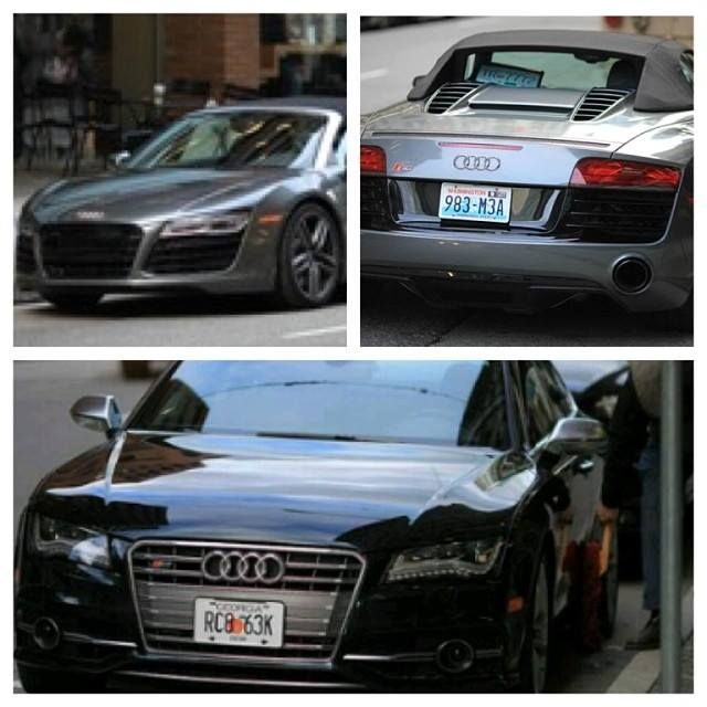 Fifty Shades Of Grey Set Audi R Shades Of Grey Pinterest - Audi car in 50 shades of grey