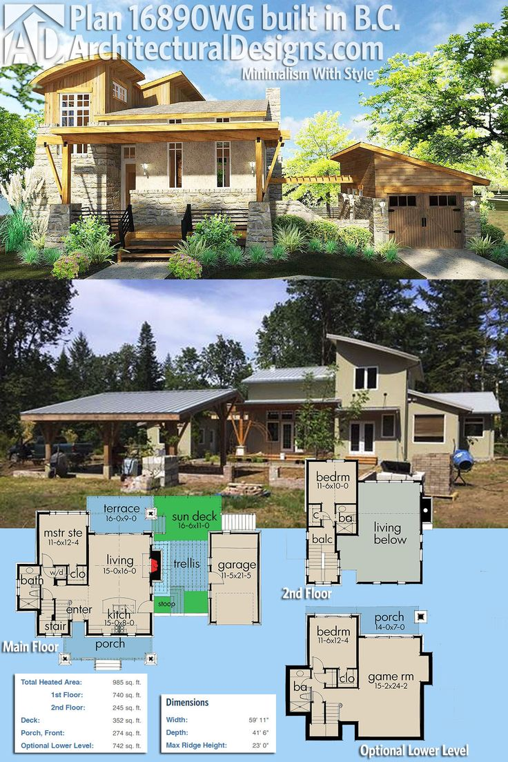 Rancher house plans british columbia house plan 2017 for British home plans