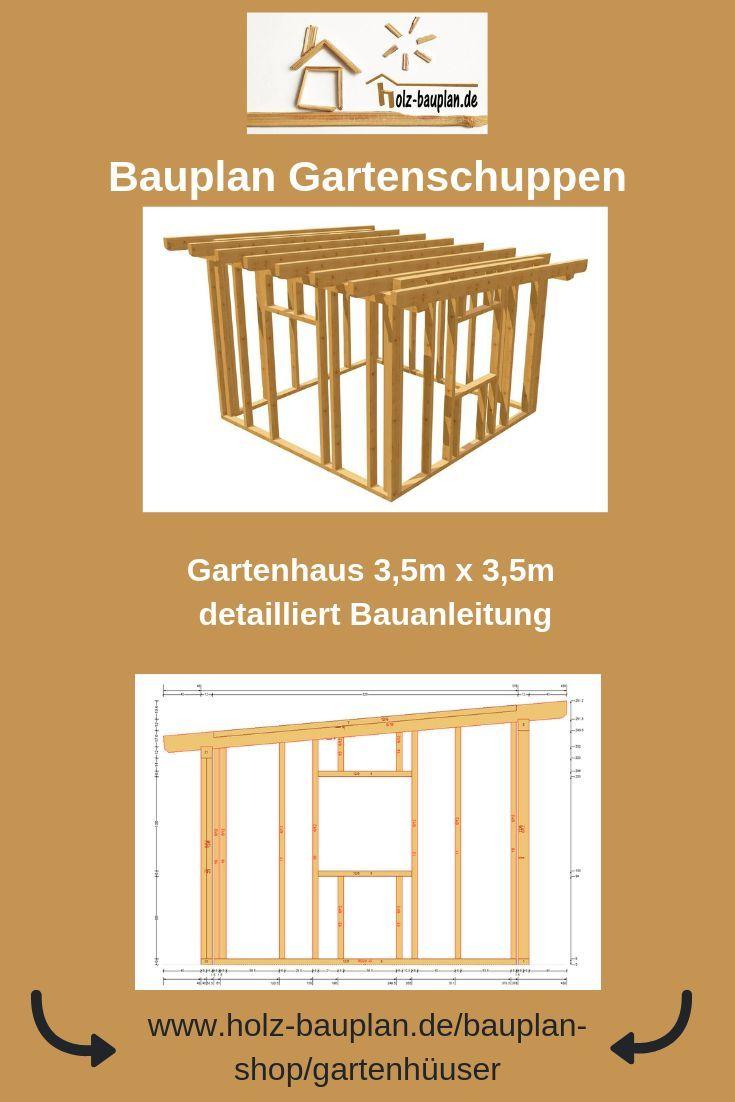 Geratehaus Selber Bauen Bauplan Als Download Geratehaus Selber Bauen Schuppen Selber Bauen Bauplan