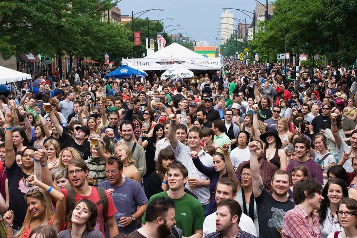 Chicago Summer Festival & Events Calendar 2017