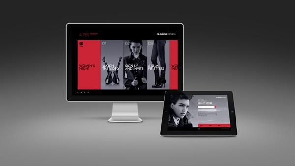 Nice responsive website