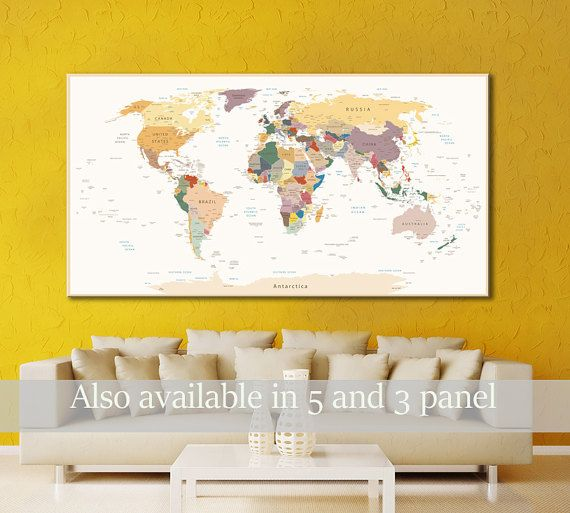 58 best world map images on Pinterest World wide map, Backgrounds - best of background map of the world