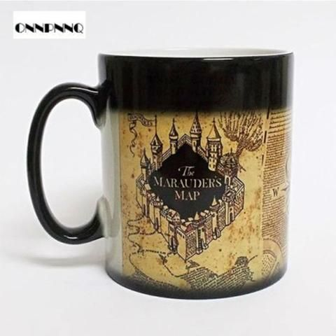 Harry Potter Mischief Managed Mug
