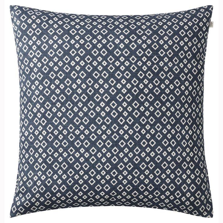 Kashmir putetrekk M, blå i gruppen Tekstil / Pledd & Pynteputer / Pynteputer hos ROOM21.no (1022721)