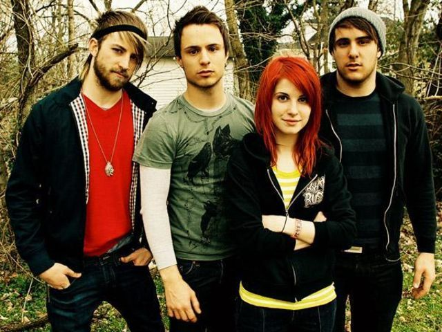 I got: Paramore! Which of these Alternative Bands is your Spirit Band?
