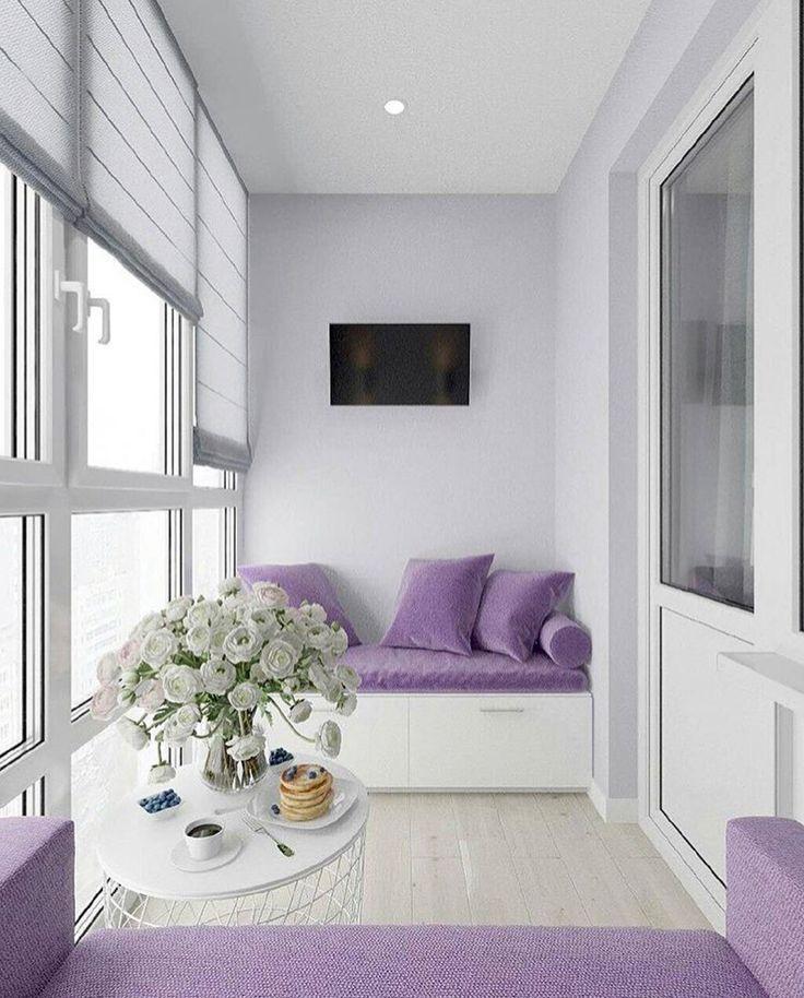поинтересовались, каком сочетание цветов на балконе фото лучше акриловыми красками