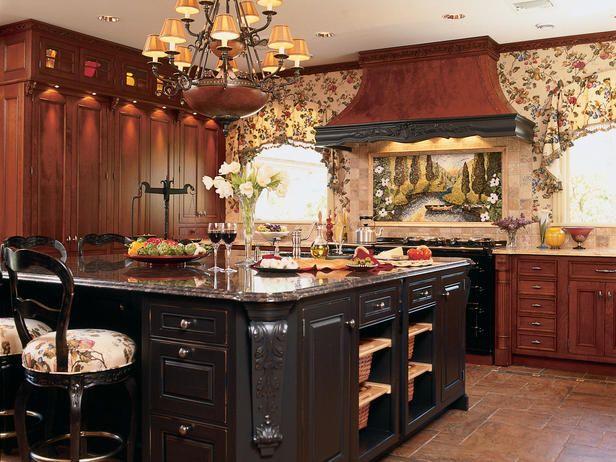 Traditional Cherry Kitchen   Wood Mode   Designer Ken Kelly  Kitchendesigns.com Part 43