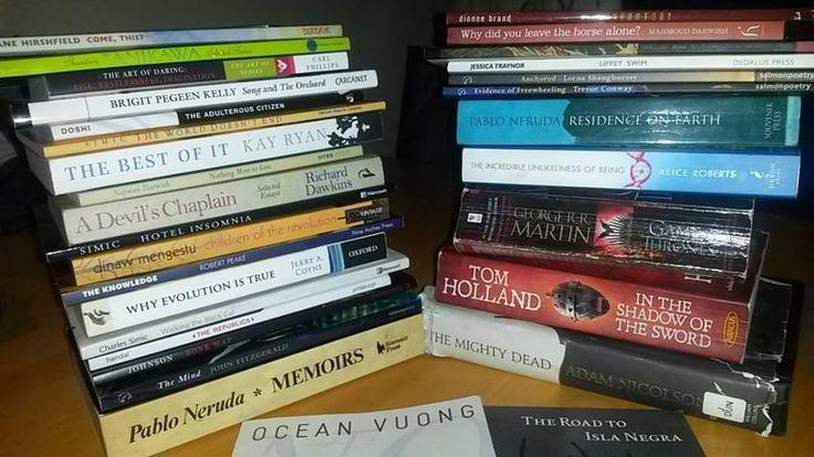 poatry books