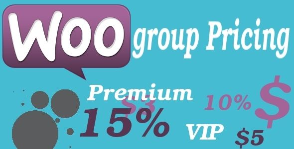 With Group Pricing WooCommerce Extensions you can shows different prices according to the user's group. Special discounts for commercials, wholesales, Premium.