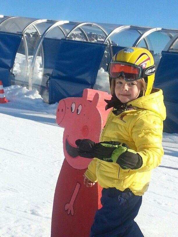 Campi scuola # Peppa Pig