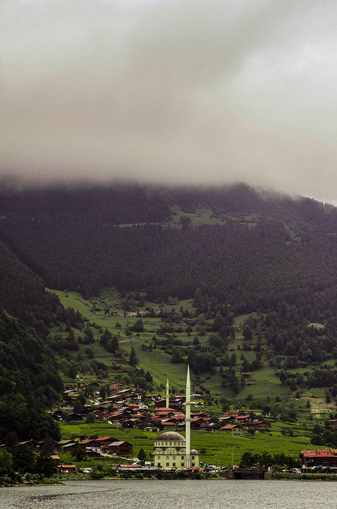 Uzungöl - Caykara, Trabzon, Eastern Black Sea, Turkey