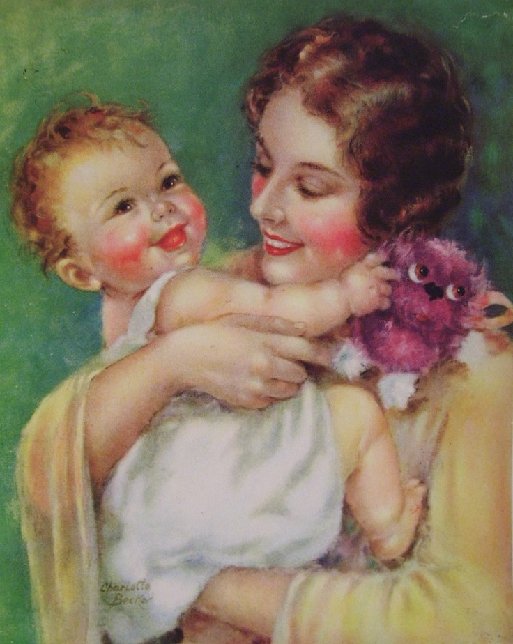 vintage pictures of Mothers - Bing Images