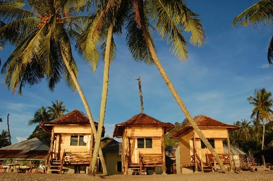 The Beach House - Authentic Sumatra