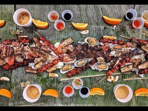 Epic Kamayan Feast at Eskenita Foods - Toronto, Ontario