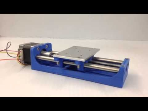 PRINTED CNC Z AXIS for ARDUINO Projects or Small Router, Printer.: 8 Steps (with Pictures)