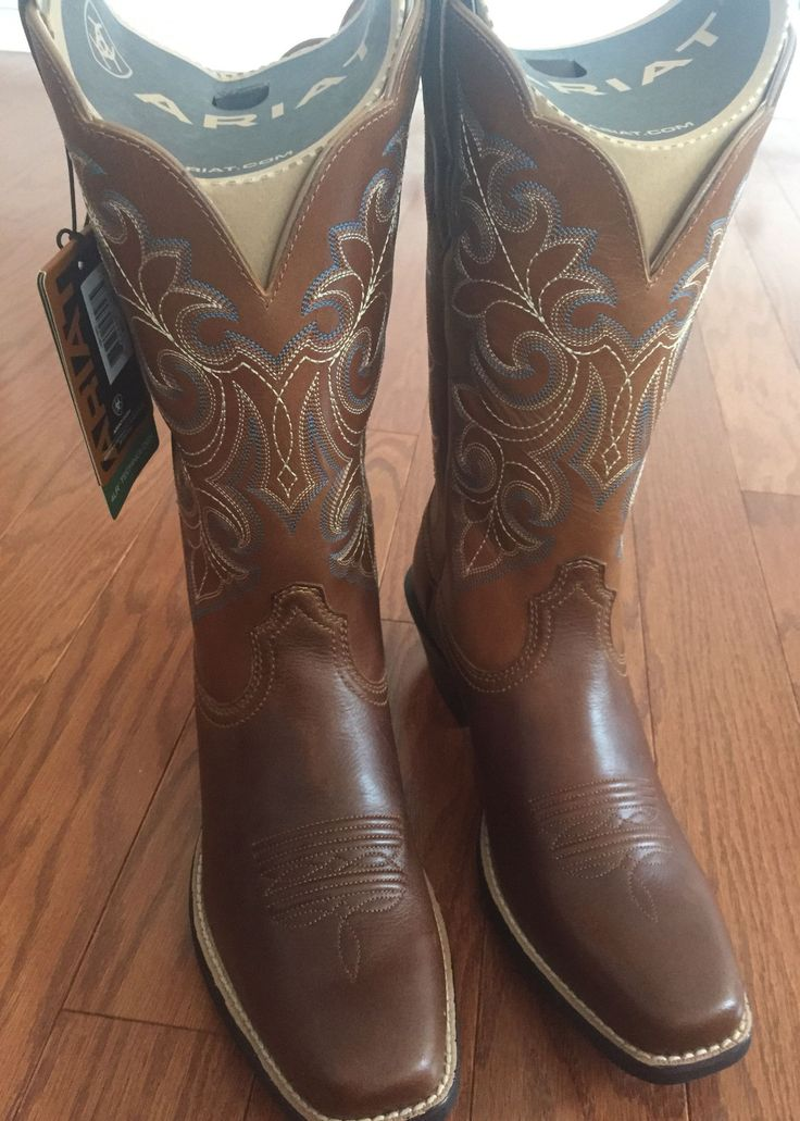 Women's Ariat Round Up Cowgirl Boots