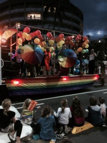 Cairns Tropical Pride Festival Pride on Parade