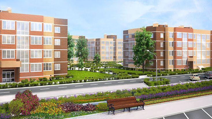 Компания Недвижимость и Право : ЖК Опалиха Парк : ЖК Малая Истра