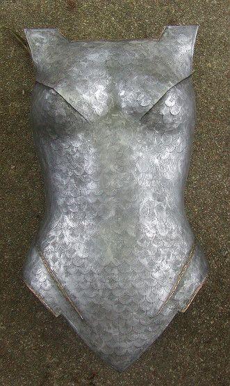 Breastplate Tutorial - Valkyrie - Freyja