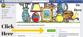 guide to using facebook yard sale sites, thrift store decorating, budget decorating ideas, cheap decorating, online yard sale, online garage sale