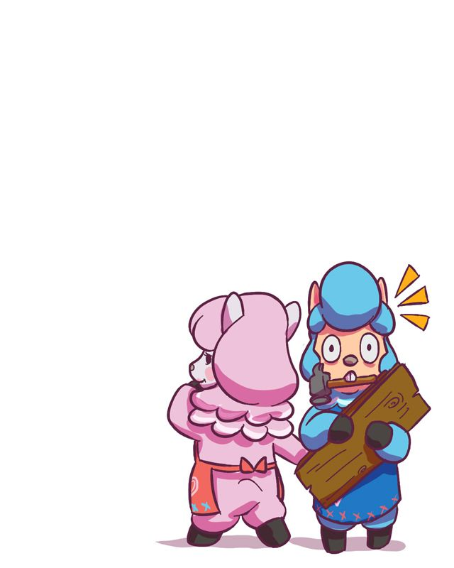Cute couple at animal crossing new leaf animal crossing fan art pinterest animal crossing - Coupes animal crossing new leaf ...