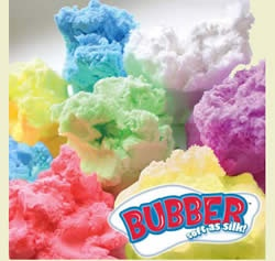 Moon Sand and Bubber, for SandLock Sandboxes - Sand You Can Mold