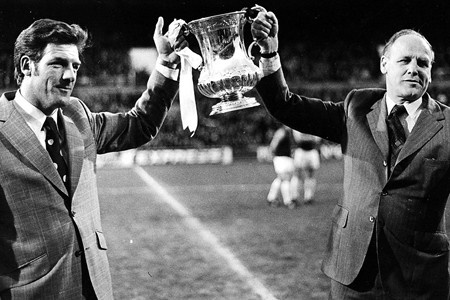 Legends, John Lyall and Ron Greenwood