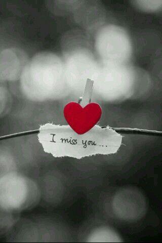 I miss u so much