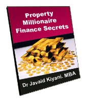 """""""Property Millionaire Finance Secrets""""  The best way to grow any business is by using other peoples money.    In this special book, you will learn the many funding techniques used by successful property investors every day.  www.yourpropertybible.com/"""