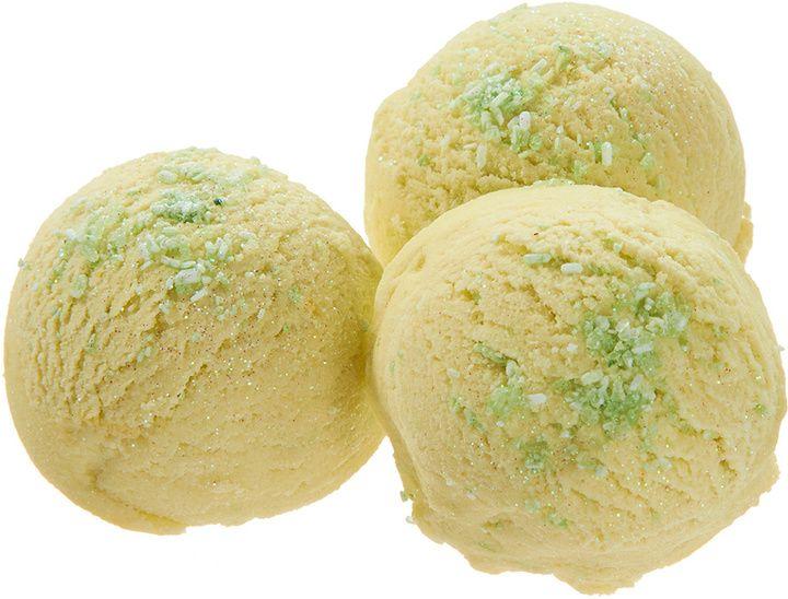 Coconut Lime Bubble Bath Truffle - Set of Three