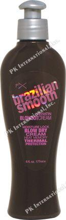 Fx Brazilian Smooth Keratin Blowout Cream 6oz  PK-FX84203