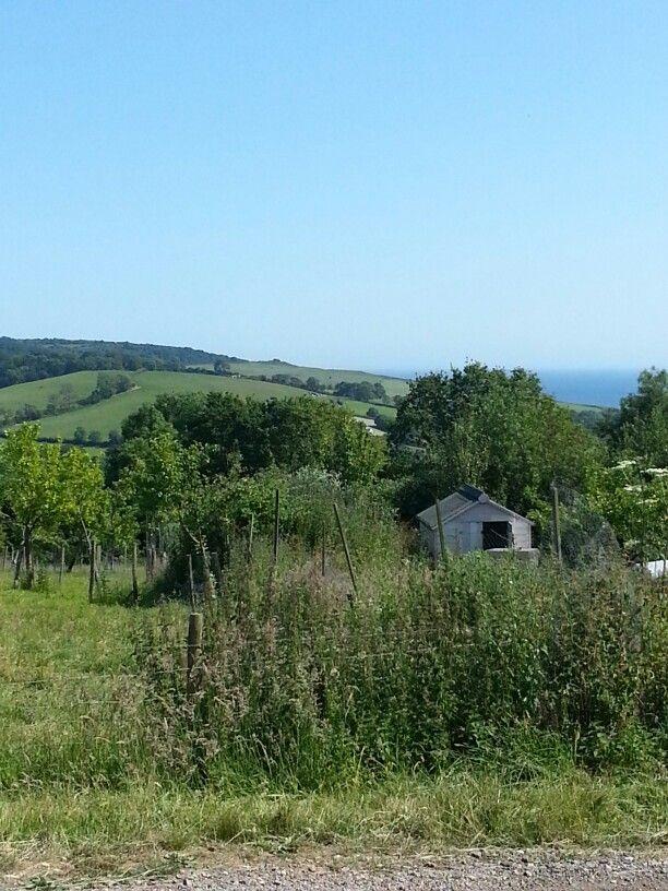 Farm visit from Monkton