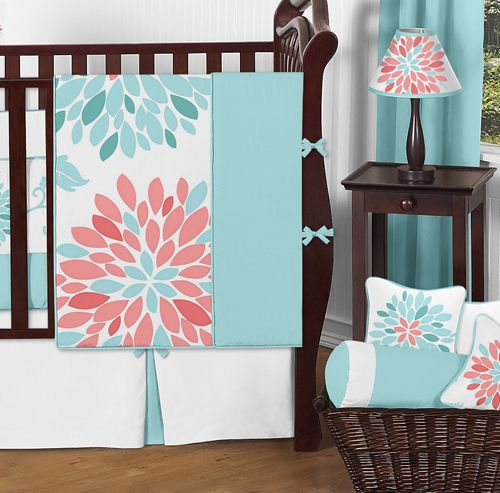 1000+ ideas about Girl Crib Bedding Sets on Pinterest | Baby girl ...