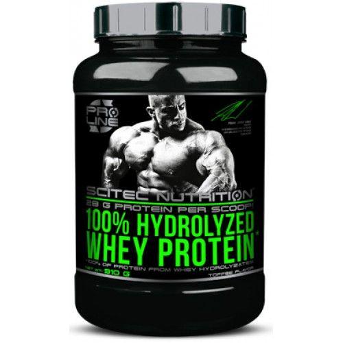 100% Hydrolyzed Whey Protein - качественный протеин купить в Украине!